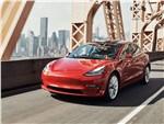 Tesla Motors Model Y - Tesla Model Y 2021 вид спереди
