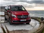 Mercedes-Benz V-Klasse 2020 вид спереди
