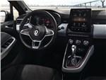 Renault Clio 2020 водительское место