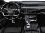 Audi S8 - Audi S8 2020 салон