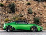 Lotus Evora GT - Lotus Evora GT 2020 вид сбоку