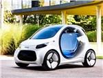Smart Vision EQ ForTwo Concept 2017