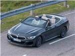 BMW 8-й серии кабриолет