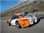 Porsche 911 GT3 R Hybrid 2.0 2013 вид сзади