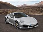 Porsche 911 Turbo S - Porsche 911 Turbo S 2013 вид спереди