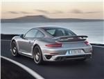 Porsche 911 Turbo S - Porsche 911 Turbo S 2013 вид сзади