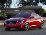 Cadillac ATS coupe 2014