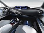 Mercedes-Benz G-Code concept 2014 салон