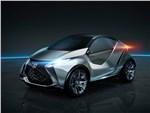 Lexus LF-SA Concept 2015 вид спереди сбоку