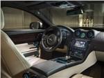 Jaguar XJ 2016 салон