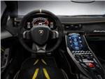 Lamborghini Centenario LP770-4 2017 салон