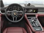 Porsche Panamera Executive - Porsche Panamera Executive 2017 салон