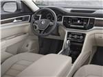 Volkswagen Atlas - Volkswagen Atlas 2018 водительское место