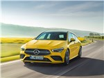 Mercedes-Benz CLA35 AMG 4Matic Shooting Brake 2020