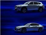 Acura MDX и TLX