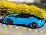 Lotus Evora GT - Lotus Evora GT 2020 вид сбоку сверху