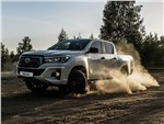 Toyota Hilux Exclusive Black