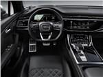 Audi SQ7 - Audi SQ7 TDI 2020 салон