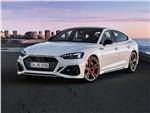 Audi RS5 - Audi RS5 Sportback 2020 вид спереди