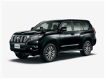 Toyota Land Cruiser Prado для рынка Японии