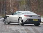 Aston Martin DB11 - Aston Martin DB11 2017 вид сзади