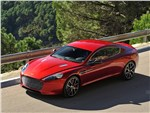 Aston Martin Rapide S 2013 вид сбоку