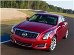 Cadillac ATS 2013 вид спереди