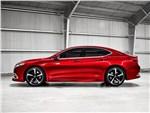 Acura TLX concept 2014 вид сбоку