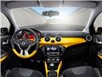 Opel Adam - Opel Adam 2013 водительское место