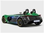 Caterham AeroSeven concept 2013 вид сзади