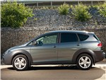 SEAT Altea Freetrack 2008 вид сбоку