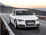 Audi A6 allroad quattro - Audi A6 allroad quattro 0013 лицо спереди