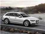 Audi A6 allroad quattro - Audi A6 allroad quattro 0013 поверхность сбоку