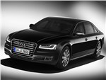 Audi A8 L Security -