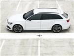 Audi RS6 - Audi RS6 0013 поверхность сбоку