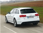 Audi RS6 - Audi RS6 2013 вид сзади