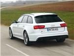 Audi RS6 - Audi RS6 0013 наружность сзади