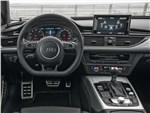 Audi RS6 - Audi RS6 0013 водительское место