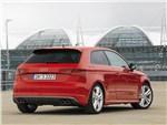 Audi S3 - Audi S3 0013 лик сзади