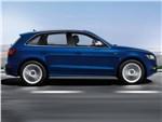 Audi SQ5 2013 вид сбоку