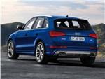 Audi SQ5 - Audi SQ5 2013 вид сзади