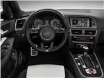 Audi SQ5 - Audi SQ5 0013 водительское место