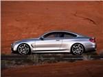 BMW 4-Series 2013 вид сбоку