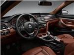 BMW 4-Series 2013 водительское место