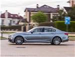 BMW 5 series - BMW 5 2017 вид сбоку