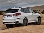 BMW X5 - BMW X5 вид сзади