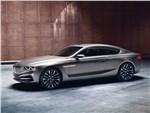 BMW Pininfarina Gran Lusso Coupe 2013 концепт вид сбоку