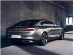 BMW Pininfarina Gran Lusso Coupe 2013 концепт вид сзади