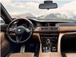 BMW Pininfarina Gran Lusso Coupe 2013 концепт водительское место