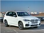 BMW X5 M - BMW X5 M50d 2013 вид спереди
